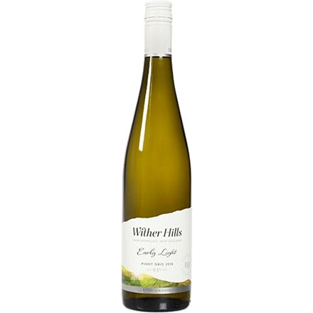 Wither Hills Early Light Pinot Gris Wither Hills Early Light Pinot Gris
