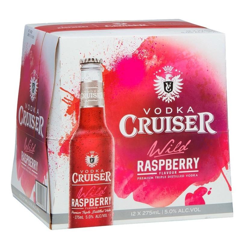 CRUISER RASPBERRY - 12pk btls CRUISER RASPBERRY 12pk btls