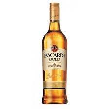 BACARDI GOLD 1L BACARDI GOLD 1 LTR