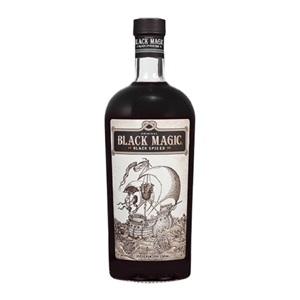 BLACK MAGIC SPICED RUM 700ML