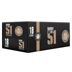 Barrel51 Bourbon & Cola 18pk 250ml 7% Cans